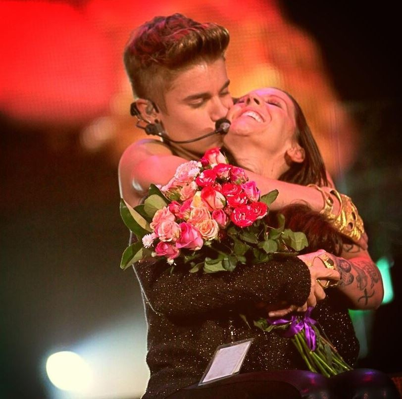 Justin Bieber blow up with Mother Pattie Mallette after she Wanted To Use His Photo On Her Book