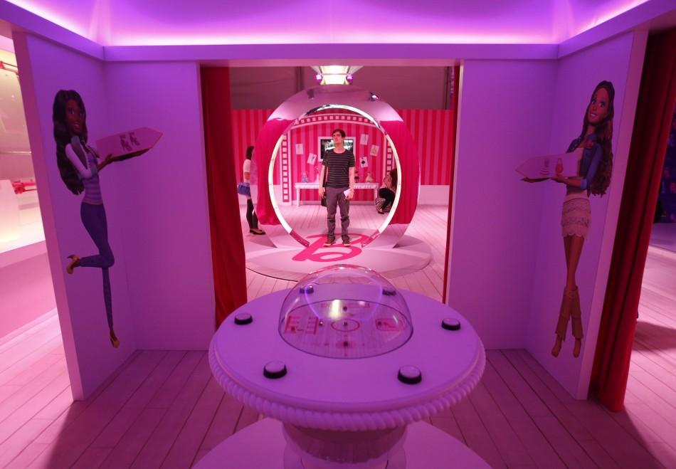 Berlin Barbie Dream House