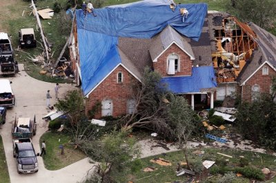 Texas Tornado Aftermath Pictures
