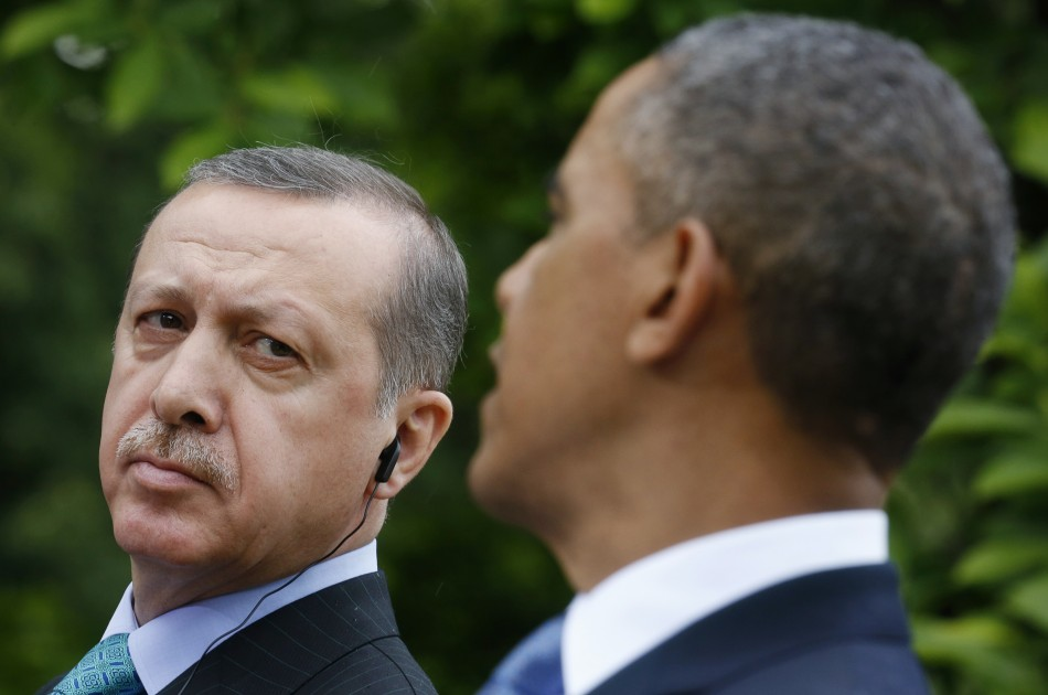 Erdogan and Obama