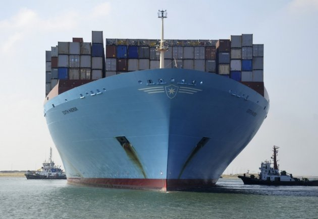 Maersk Line turns around