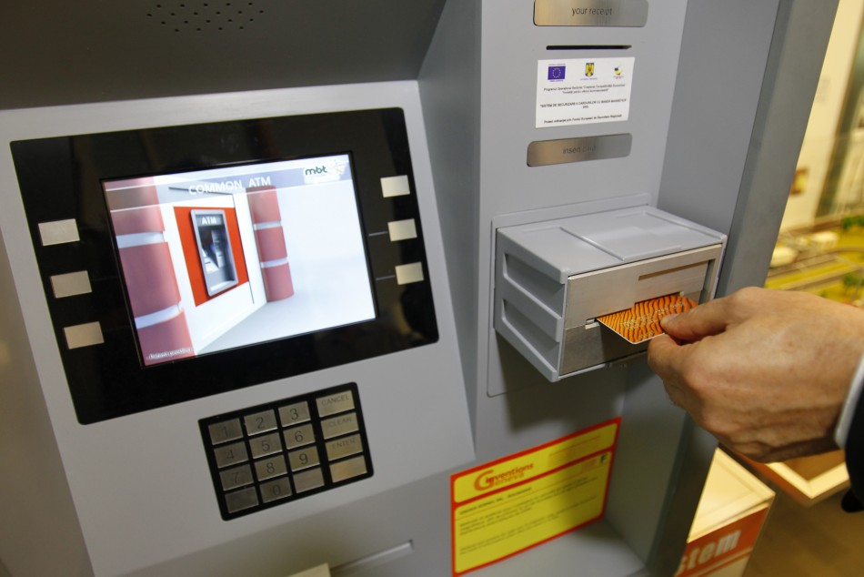 ATM skimming device Romanian prisoner