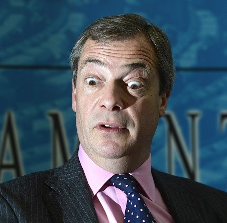 Breastfeeding mothers tell Farage: if you're going to be a dickhead, do it in the corner.