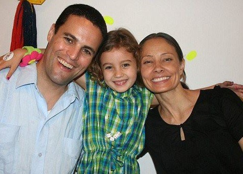 Kevin, Lucia and Mariana Krim