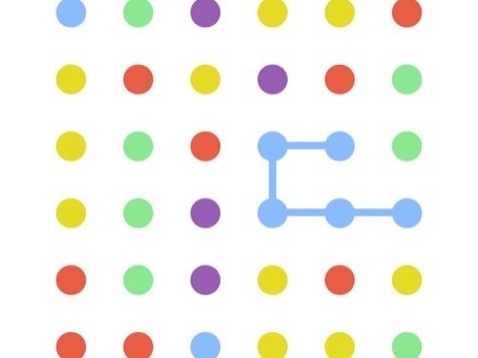 mobile game of the week dots ios