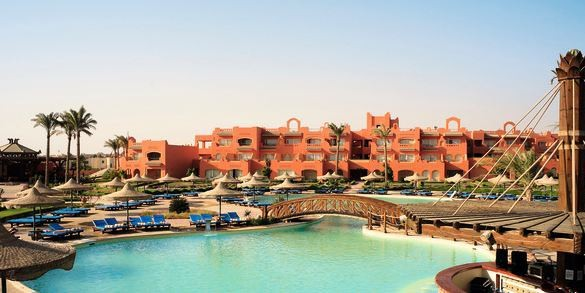 A British girl has drowned while on holiday at the Coral Sea Water World Resort in Sharm el-Sheikh, Egypt
