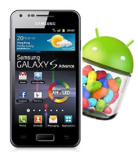 Samsung Galaxy S Advance