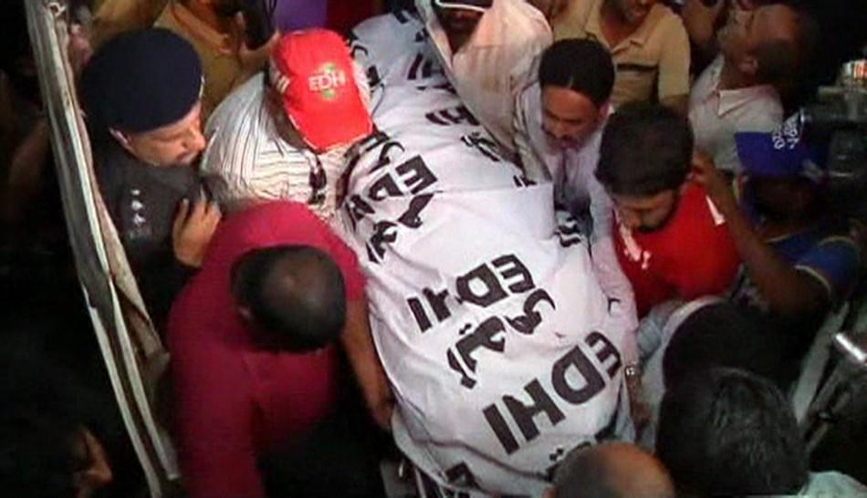 Pakistan election violence