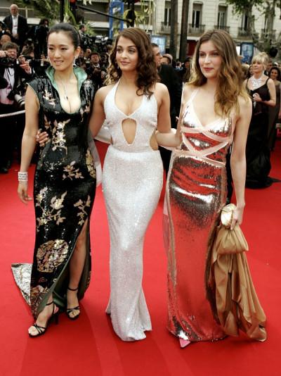 Aishwarya Rai at Cannes Film Festival Red Carpet
