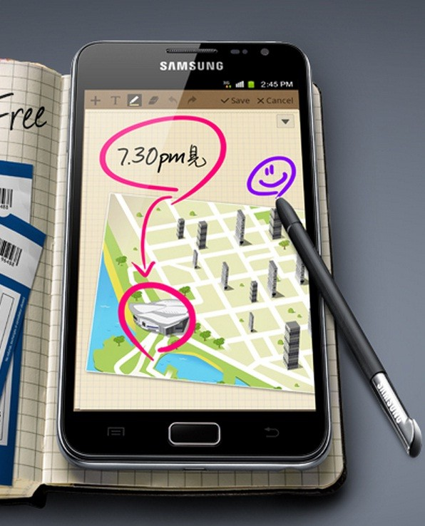 official samsung galaxy note gt n7000 firmware