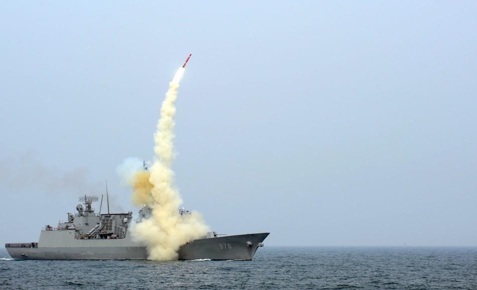 Korean Peninsula tensions