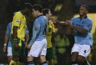 Man City v Norwich City