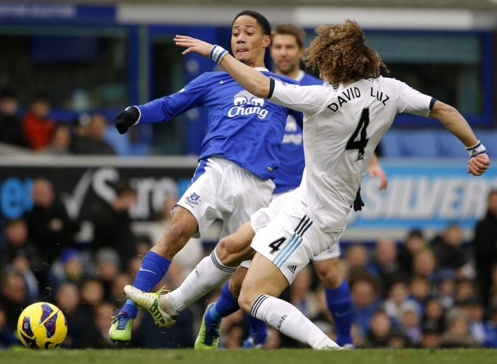 Everton v Chelsea, Premier League