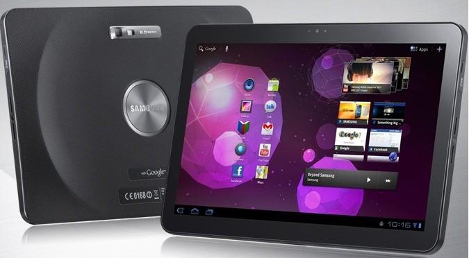 Galaxy Tab 10.1v P7100