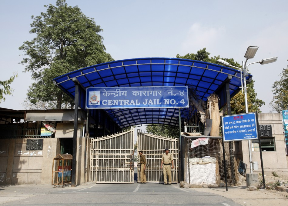 Tihar jail, India