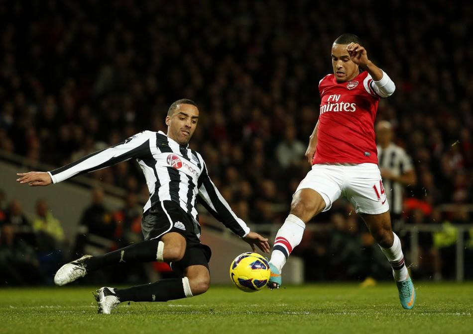 Arsenal v Newcastle United, Premier League