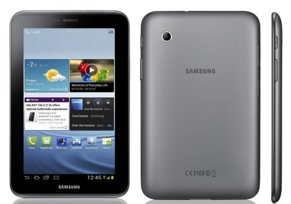 Install Official Android 4.1.2 XXCMA4 Jelly Bean Update on Galaxy Tab 2 7.0 P3100 [Tutorial]