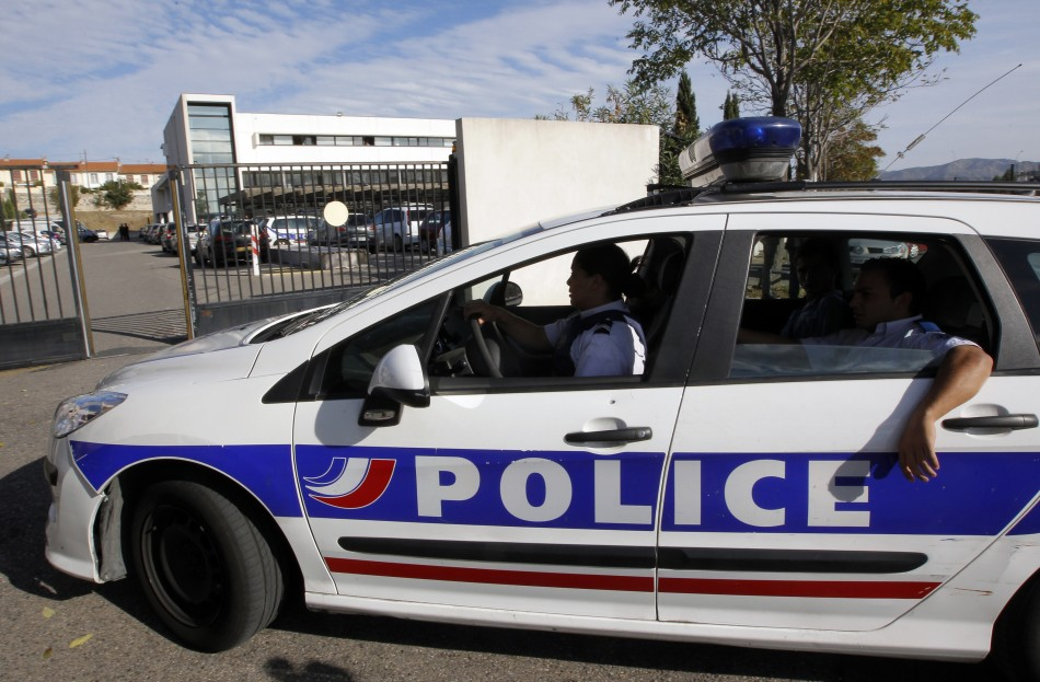 A father has been arrested in Lyon on suspicion of killing his two children