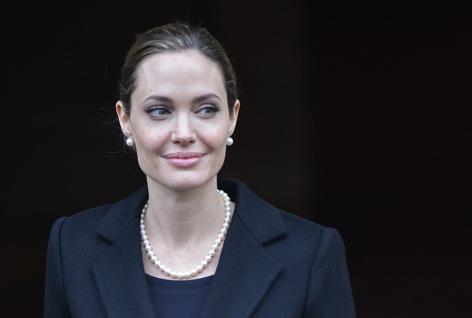 Angelina Jolie revealed last week that she had had a double masectomy when tests revealed the presence of genes associated with breat cancer.