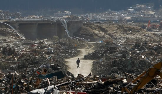 Japan's Tohoku Earthquake and Tsunami 2011