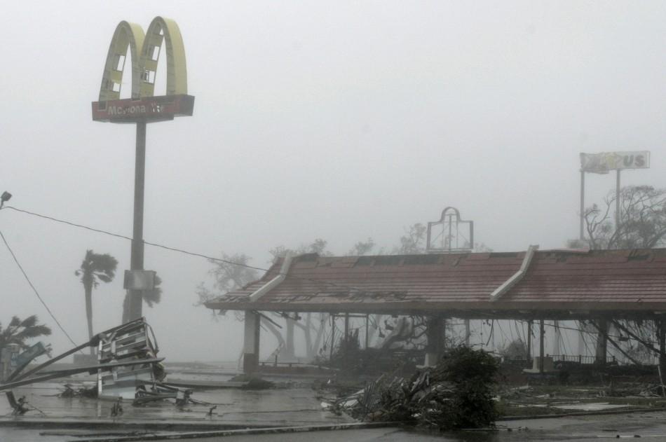 US Hurricane Katrina 2005
