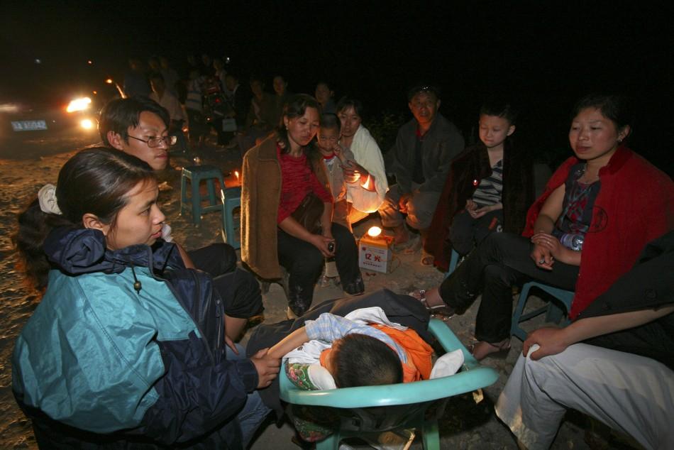 Chinas Sichuan Earthquake 2008