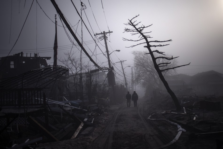 US Hurricane Sandy 2012