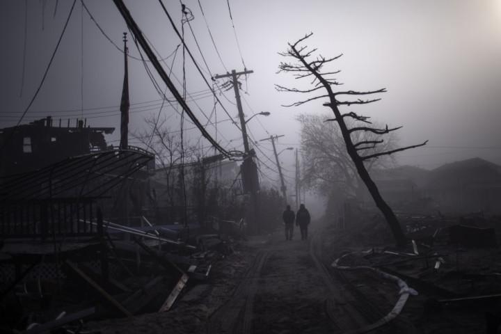 US' Hurricane Sandy 2012