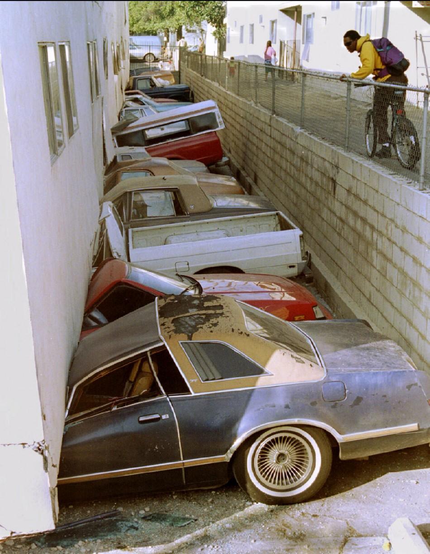 Northridge earthquake 1994