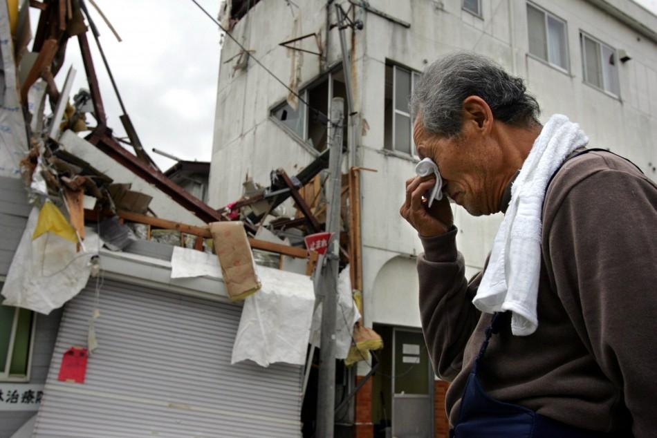 Japans Niigata-ken Earthquake 2004
