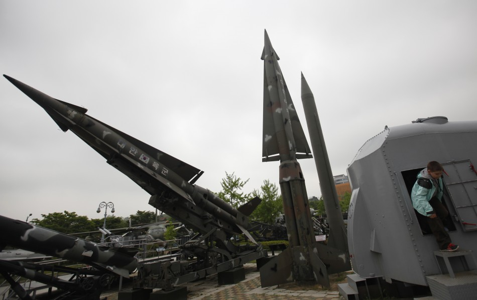 North Korea launches fifth missile