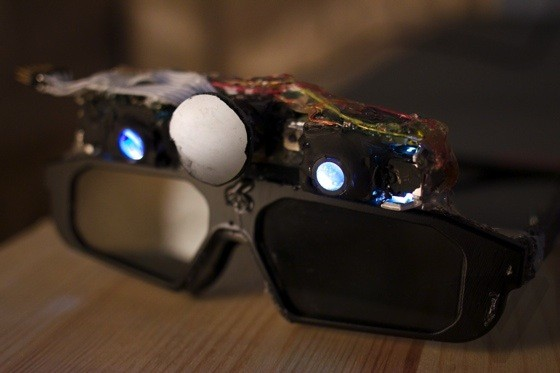 Former Valve employees unveil virtual reality glasses