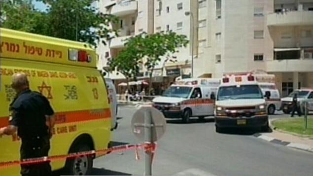 Beersheba bank robbery