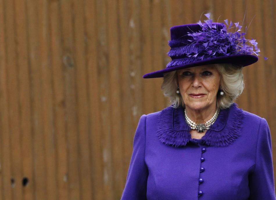 Duchess Cornwall