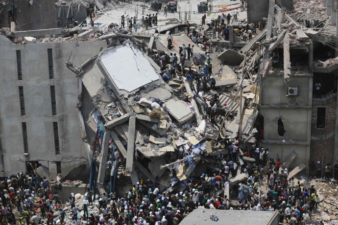 Primark Pays Rana Plaza Factory Collapse Victims Extra $10m