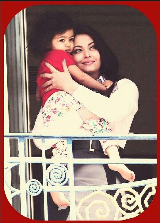 Aishwarya Rai Bachchan With Daughter Aaradhya