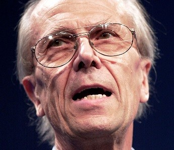 Lord Tebbit has said the government has 'f****d up' over gay marriage (Reuters)