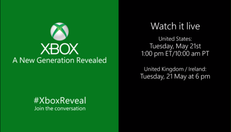 Xbox 720 launch Where to watch