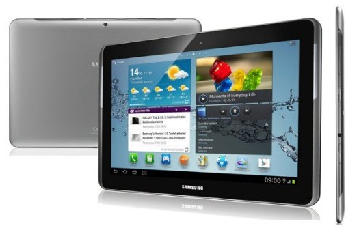 Install and Root Official Android 4.1.2 XXDMD1 Jelly Bean Update on Galaxy Tab 2 10.1 P5100 [Tutorial]