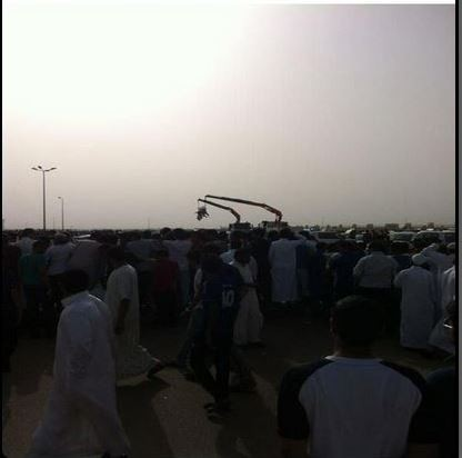 Saudi Arabia Executes and Crucifies Five Yemeni Men for Robbery and Murder