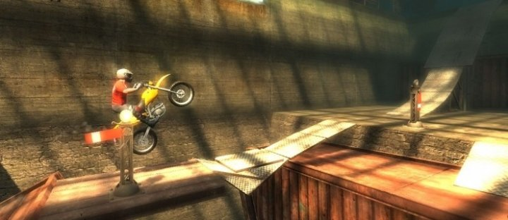 Xbox 720 360 Trials HD