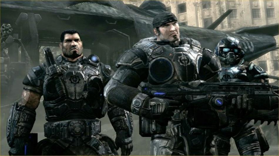 Gears of War Xbox 360 720