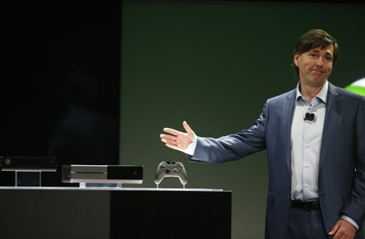 Microsoft Unveils Xbox One Console with All-New Kinect
