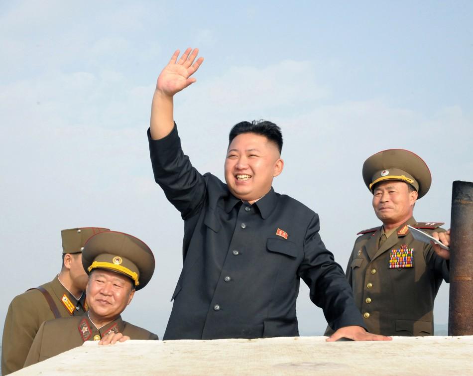 North Korea-China relations