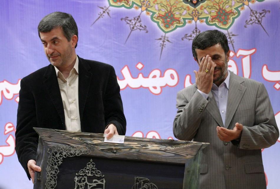 Ahmadinejad Mashaei