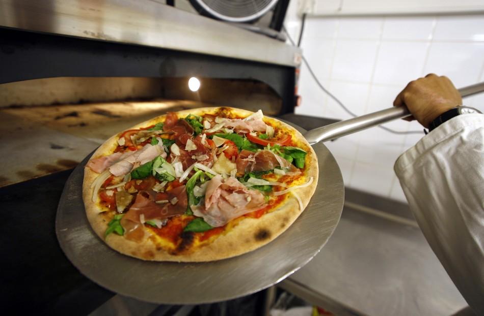 Nasa and pizza
