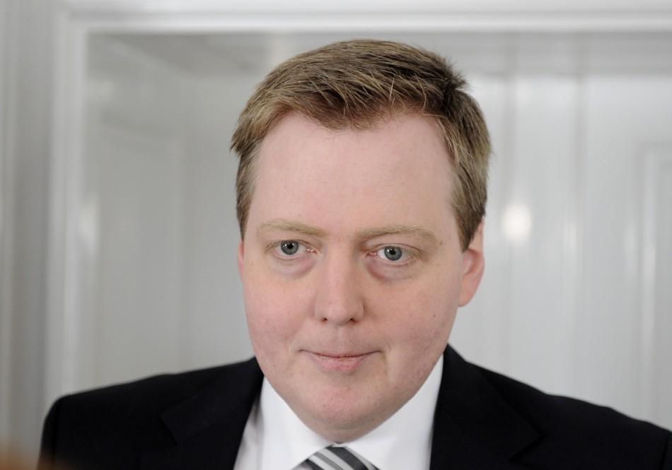Sigmundur David Gunnlaugsson