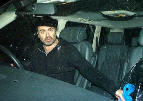 Police Baffled By George Michael S Bizarre Motorway Fall