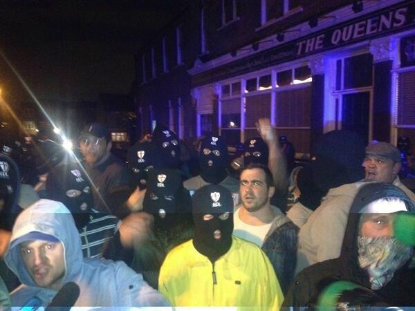 EDL mob