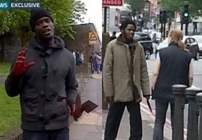 Woolwich John Wilson Street 'Beheading' Photos: Men Attacked 'Soldier' with Machete